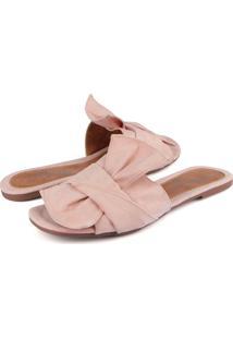 Rasteira Trivalle Shoes Rosa San