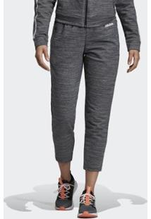 Calça Adidas W Xpr 78 Feminina - Feminino-Cinza