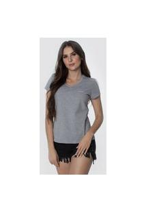 T-Shirt Osmoze Z 602110167 Cinza
