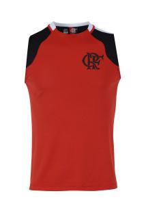 Camiseta Regata Do Flamengo Porto - Masculina - Vermelho Preto 1be0b71b9a182