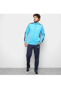 Agasalho Adidas Mts Basics Masculino - Masculino-Marinho