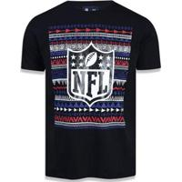 Camiseta Nfl Native Americans Etinico Colors - New Era - Masculino c65c48bf70f