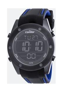 58e248d0c92 Relógio Masculino Condor Cobj3463Ag2P Digital 5Atm