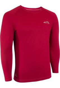 Camisa Raglã Poliamida Manga Longa Proteção Solar Masculina - Masculino e1f0fafbb9a08