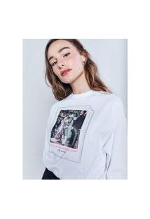 T-Shirt Friends Branca Authoria