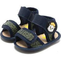 a3bf0dad8 Sandália Azul Tigor Tigre infantil | Shoes4you
