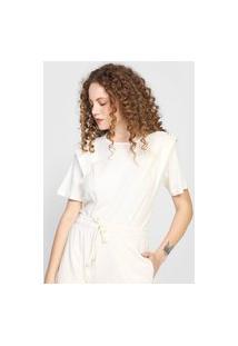 Camiseta Forum Ombreiras Off-White
