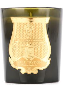 Cire Trudon Plaque Candle - Green