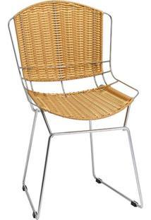 Cadeira Bertoira Madeira