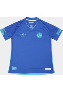Camisa Avaí Infantil Iii 17/18 N°10 - Torcedor Umbro - Masculino