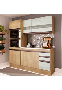 Cozinha Compacta Amália Ii 9 Pt 2 Gv Nogueira E Gelo