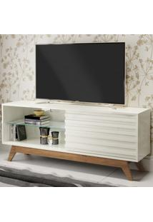 Rack Para Tv Com 1 Porta De Correr R514 - Dalla Costa Elare
