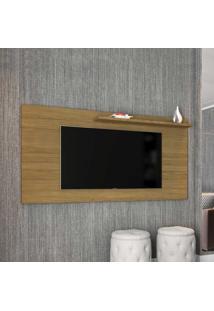 Painel Para Tv Até 50 Polegadas 1 Prateleiras Esmeralda 2075385 Cinamomo - Bechara Móveis
