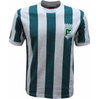 8047e2650971f Camisa Liga Retrô Atlético Nacional 1989 - Masculino