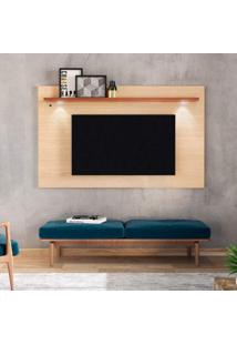 Painel Home Para Tv Até 65 Polegadas 1 Prateleira Itapuã Colibri Móveis