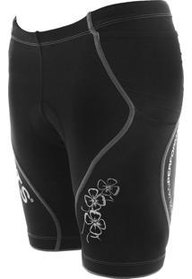Bermuda Ciclismo Feminina 006-1 - Fletssport