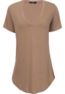 T-Shirt Rineli - Capuccino