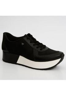 Tênis Feminino Chunky Sneaker Plataforma Mississipi