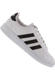 Tênis Adidas Grand Court - Feminino - Branco