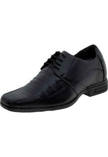 Sapato Masculino Social Parthenon Shoes - Srb6028 Preto 01 36