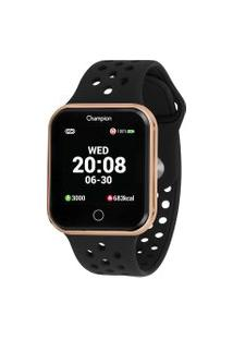 Relógio Digital Champion Smart Feminino - Ch50006Z Rosê
