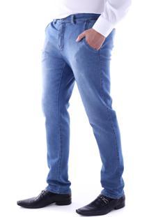 Calça 2179 Jeans Slim Traymon Azul Indigo