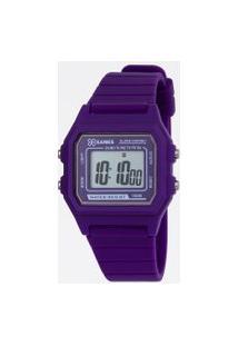 Relógio Unissex Xgames Xlppd030 Bxux Digital 10Atm | X Games | Multicores | U