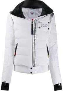 Rossignol Jaqueta Ski Mooni Matelassê - Branco