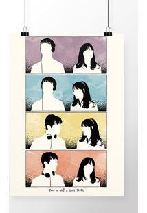 Poster 500 Dias Com Ela