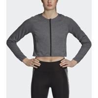 0067817d1ef Netshoes. Jaqueta Adidas Design 2 Move Feminina - Feminino