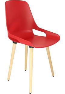 Cadeira De Cozinha Beau Vermelha