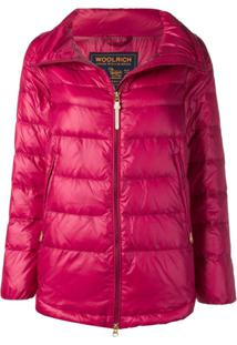 Woolrich Classic Padded Jacket - Rosa