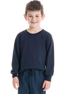 Pijama Rodrigo Infantil Longo