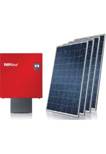 Gerador De Energia Solar Sem Estrutura Centrium Energy Gef-40950Rs00 40,95 Kwp Trifasico 380V Painel 325W String Box