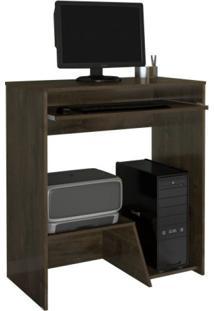 Mesa Para Computador Com Suporte Para Teclado Iris Jcm Móveis Cacau