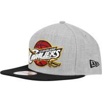 7f5a573ba182e Boné New Era 950 Of Sn Nba Cleveland Cavaliers - Unissex