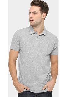 81bc0e690d436 Camisa Polo Rainha Confort Ii Masculina - Masculino-Mescla