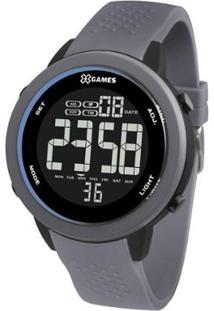 Relógio Masculino X-Games Digital Xmppd473 - Unissex-Cinza