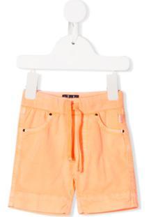 Il Gufo Classic Shorts - Laranja