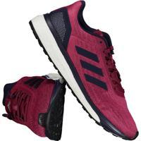 b90c1ef65 Fut Fanatics. Tênis Adidas Response Feminino Rosa