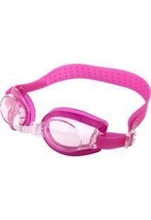 Óculos Para Natação Acqua Leader Ld275 Rosa