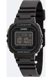 Relógio Unissex Casio La 20Wh 1Bdf Digital