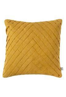 Capa Almofada Timeless Pleat 45X45 Cm Home Style