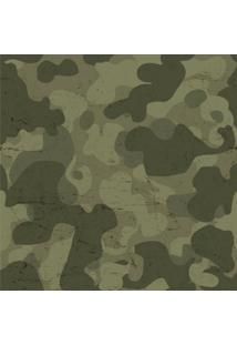 Papel De Parede Adesivo Camuflagem Militar