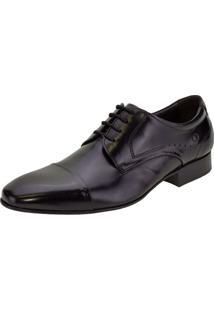 Sapato Masculino Metropolitan Caster Democrata - 228101 Preto 37