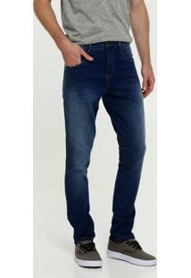 Calça Masculina Jeans Bolsos Biotipo
