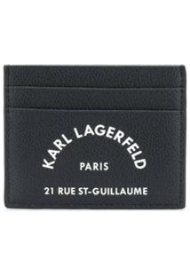 Karl Lagerfeld Clutch K/Ikonik - Preto