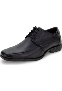 Sapato Masculino Social Parthenon Shoes - Rmo4018 Preto 37