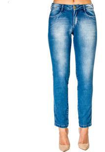 Calça Jeans Sarah Skinny Realist