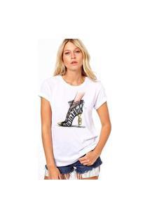 Camiseta Coolest Salto Musical Branco